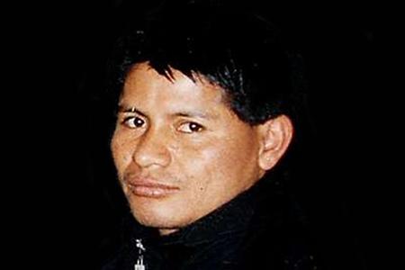 Carlos Alonso Palate Sailema